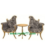 Chair N Terrace GGL Finish set
