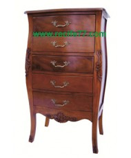 Chest 5 Drawer 006 A