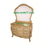 Dressing Chest Ruche set