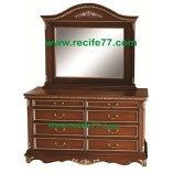 Dressing Table Luxury 8 Drawer set