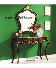 Hera Series Console Table with Mirror
